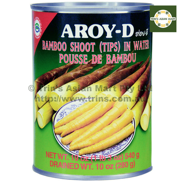 AroyD Bamboo Shoot Tips 540G