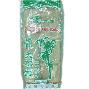 BambooArt Bamboo Leaves 400G