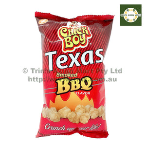 CHICKBOY TEXAS SMOKED BBQ 100G