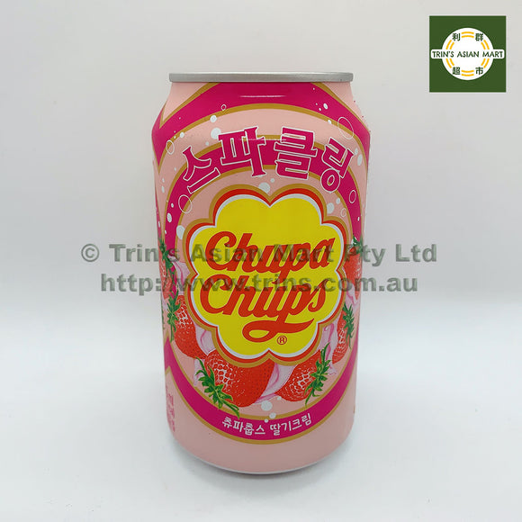 CHUPA CHUPS STRAWBERRY