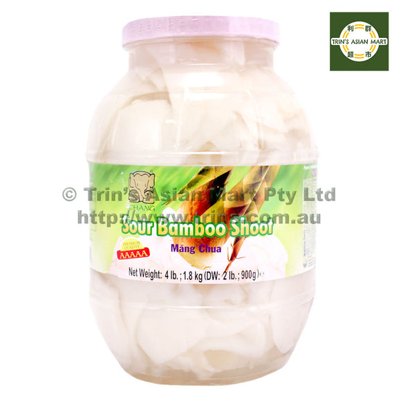Chang Sour Bamboo Shoot 1.8KG