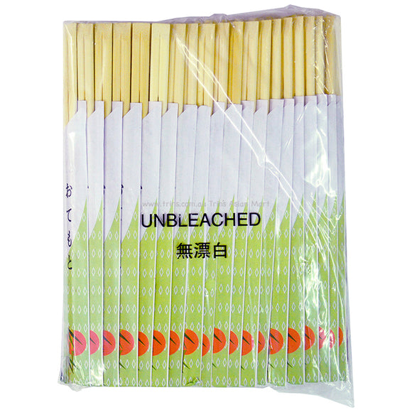 Disposable Bamboo Chopsticks 100 Pairs