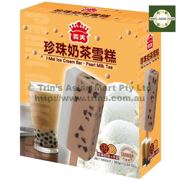 IMEI Ice Bar Pearl Milk Tea 350G