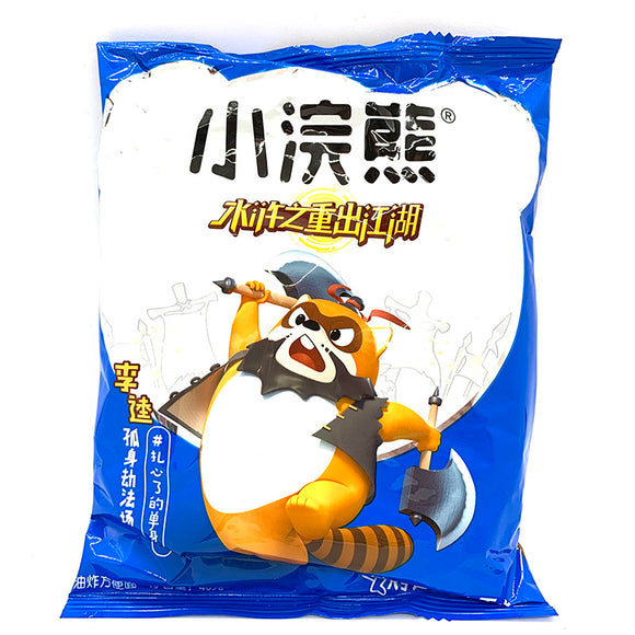 Little Racoon Noodle Snack BBQ Wings Flavour 46g