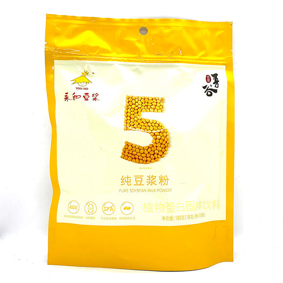 Yonho Pure Soybean Milk Powder 180g
