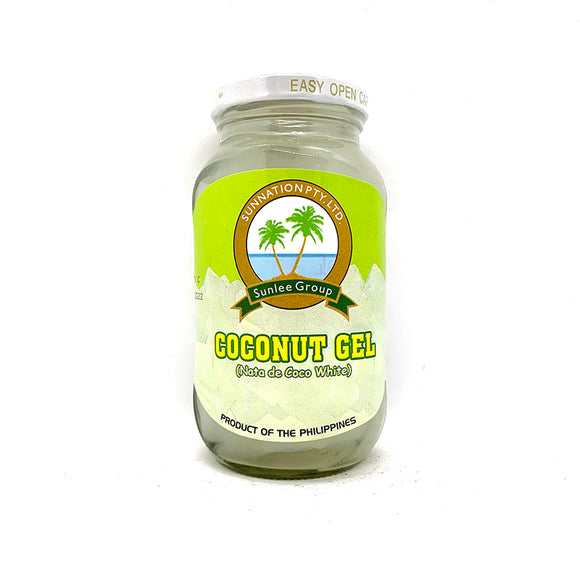 SUNLEE COCONUT GEL WHITE 340G