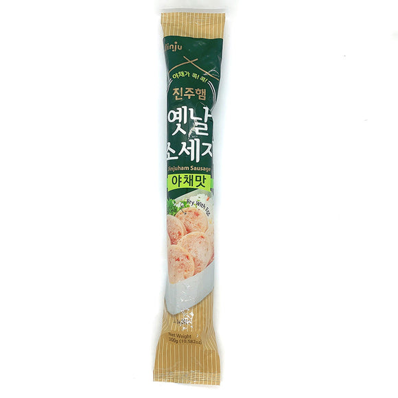 Jinju Korean Fish Sausage 300g