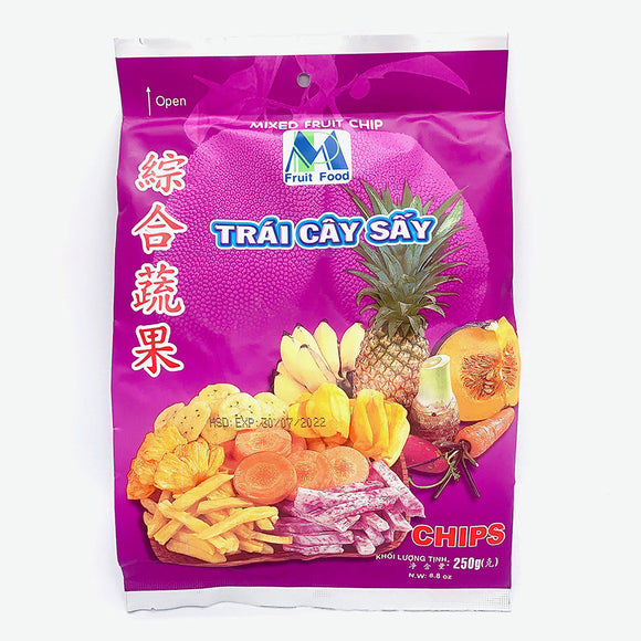 Fruit Food Dried Vegetable Chips 250g