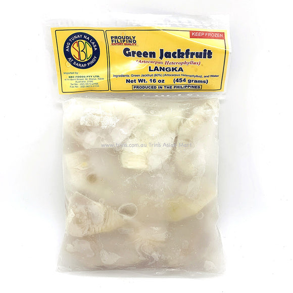 SBC Frozen Green Young Jackfruit Langka 454G