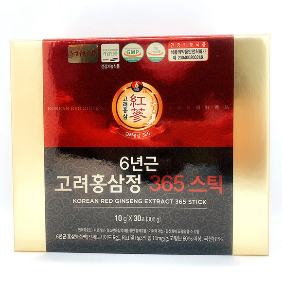 Korean Ginseng Extract 10g x 30 stiks