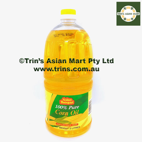 Asian Banquet Corn Oil 2L