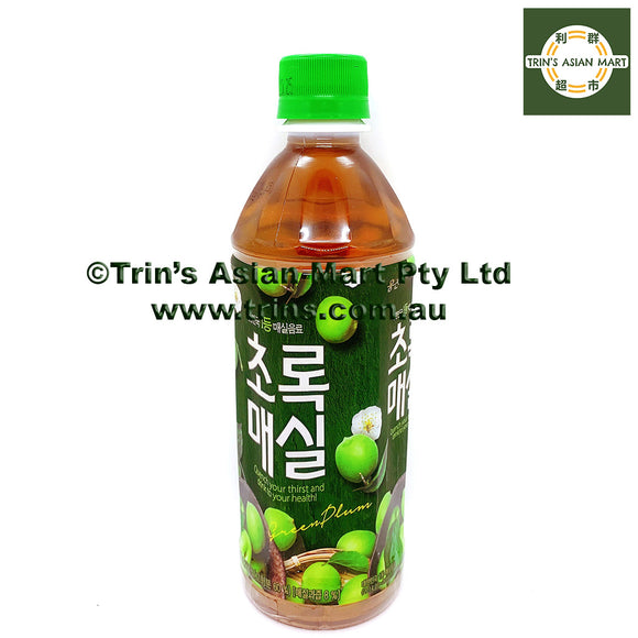 WoongJin Korean Green Plum Juice 500mL