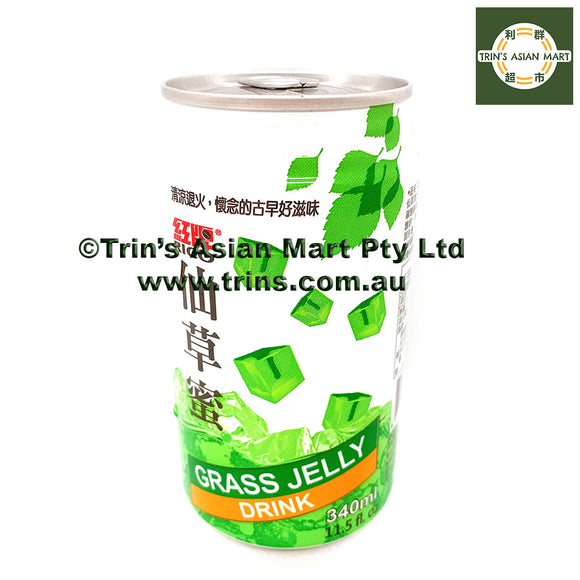 Rico Grass Jelly Drink 340mL