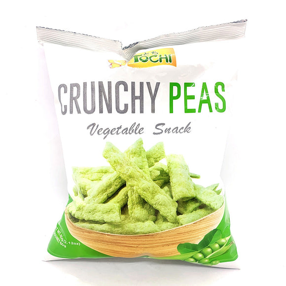 Tochi Crunchy Peas Vegetable Snack 60g