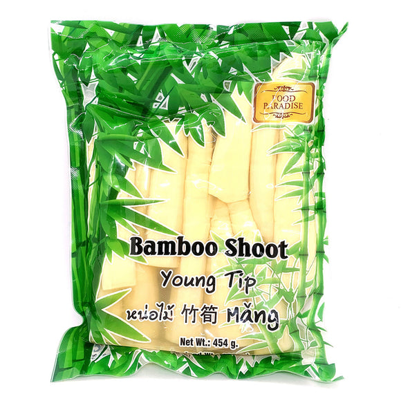 Food Paradise Bamboo Shoots Young Tips 454g