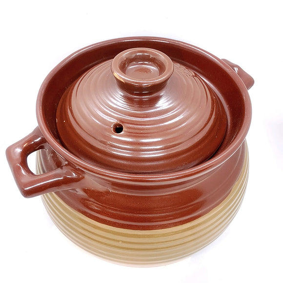 Chinese Clay Soup Pot 3#