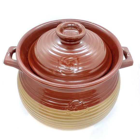Chinese Clay Soup Pot 2#
