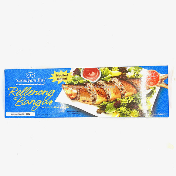 Sarangani Bay Milk Fish Rellenong Bangus 1PC 454g