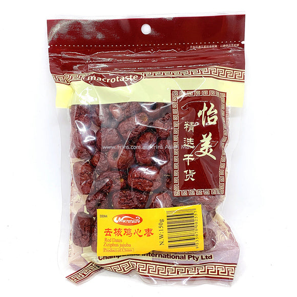 MacroTaste Seedless Dates 150G