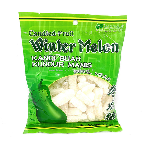 Natural Winter Melon Candy 200g