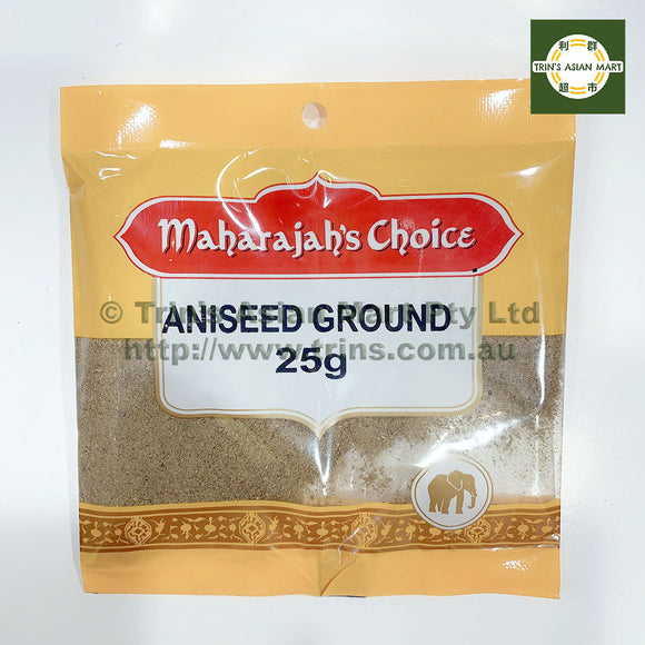 MAHARAJAHS CHOICE ANISEED GROUND 25G