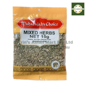 MAHARAJAHS CHOICE Mixed Herbs 15G