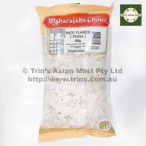 MAHARAJAHS CHOICE RICE FLAKES 500G