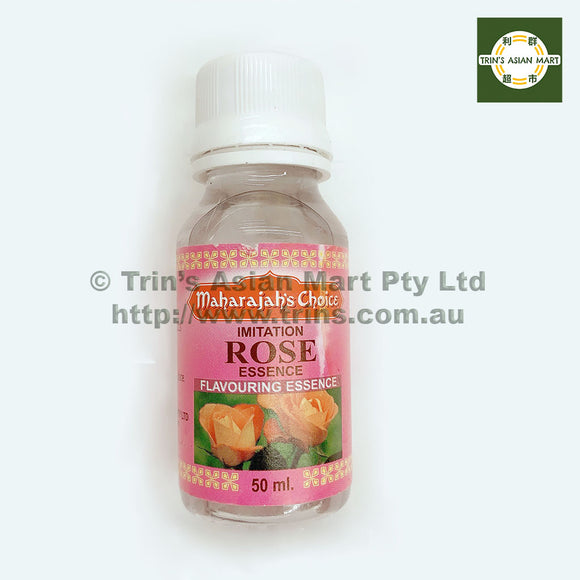 MAHARAJAHS CHOICE SEMOLINA ROSE ESSENCE 50ML