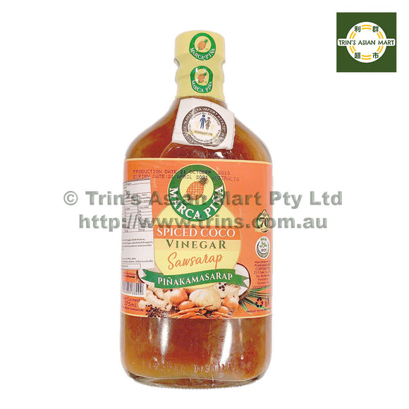 MARCAPINA SPICED COCO VINEGAR 375ML