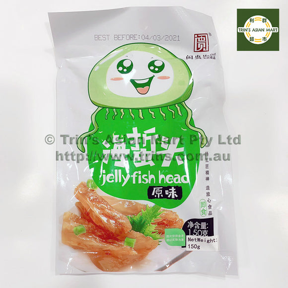 MINGUI JELLY FISH 150G