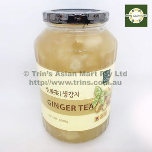 NCW Honey Ginger Tea 1kg