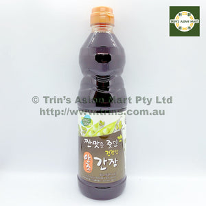SingSong Korean Natural Brewed Soy Sauce 900mL