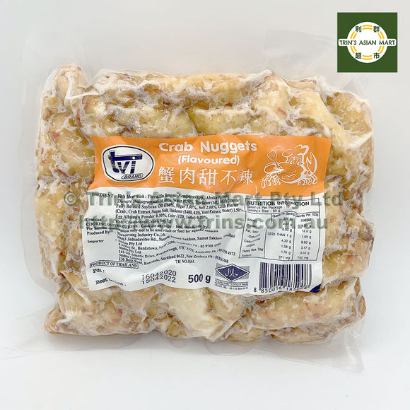TVT CRAB NUGGETS 500G