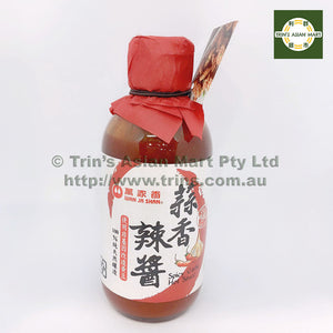 WANJASHAN GARLIC CHILI SAUCE 200ML