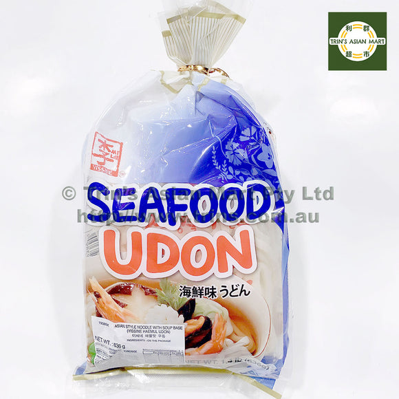 YISSINE SEAFOOD UDON 636G