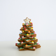 Gingerbread Christmas Tree - Decorating Kit