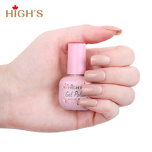 Load image into Gallery viewer, HIGH'S Peel Off Gel Nail Polish, Burlywood