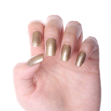 Load image into Gallery viewer, HIGH'S One Step Gel Nail Polish, Gold