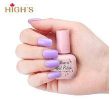 Load image into Gallery viewer, HIGH'S Peel Off Gel Nail Polish, Fairytales