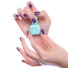 Load image into Gallery viewer, HIGH'S One Step Gel Nail Polish, Purplish