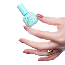 Load image into Gallery viewer, HIGH'S One Step Gel Nail Polish, Peachpuff