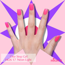 Load image into Gallery viewer, HIGH'S One Step Gel Nail Polish, Neon Light