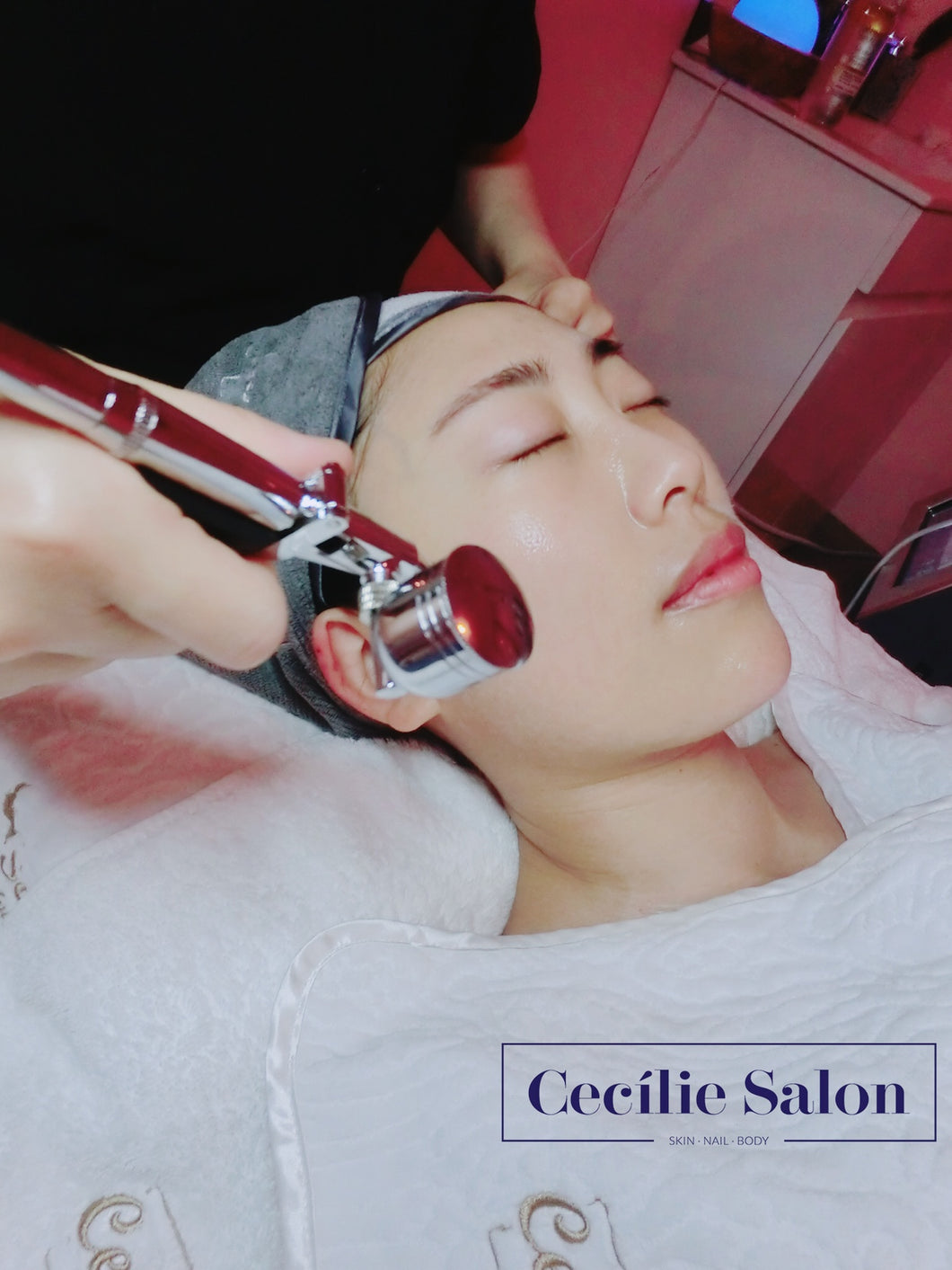 Radiance Oxygen Facial Therapy
