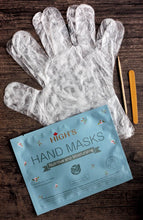 Load image into Gallery viewer, HIGH'S Nutritive Moisturizing Gloves and Moisturizing Socks Set/Kit