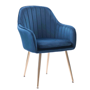 Eleganto Gold Chair