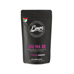 Jou Ma Se Coffee-lingo coffee-250g-Beans-lingo coffee