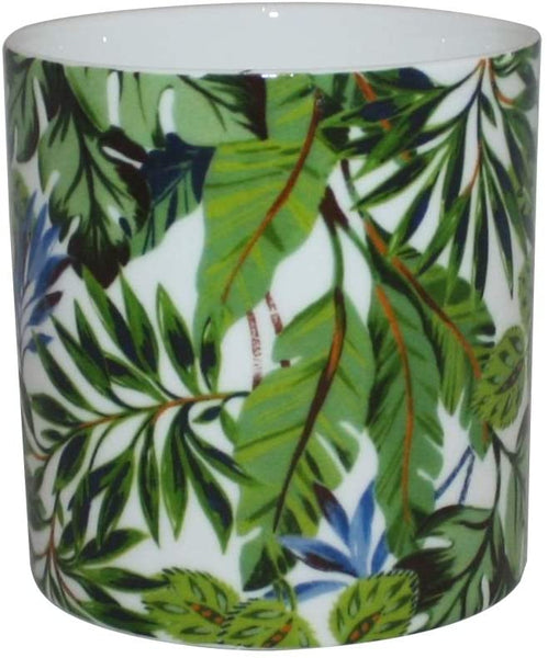 Rubyspoon Oversized Fine Bone China 'Jungle' Balmoral Mug, 425 ml