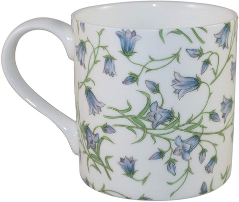 Rubyspoon Oversized Fine Bone China 'Bluebell' Balmoral Mug, 425 ml