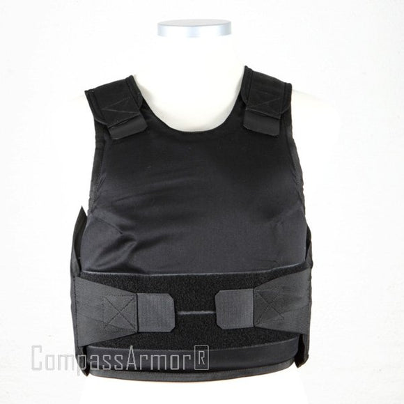 LIGHT-WEIGHT CONCEALED BULLETPROOF VEST FOR FEMALE BPV-FC01