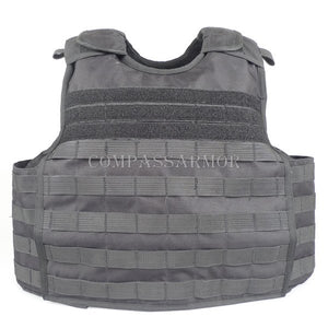 Heavy Duty Tactical molle BULLETPROOF VEST BPV-TM01